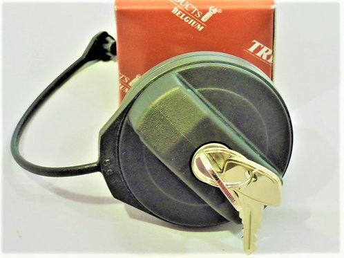 FC73064 - LAND ROVER - LOCKABLE FUEL FILLER CAP WITH 2 KEYS -  LR075664
