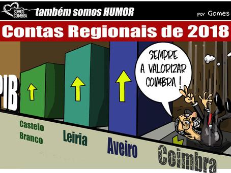 Posição do Somos Coimbra sobre a Visão Estratégica para a Região Centro 2030