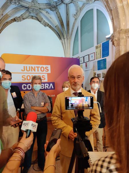 Coimbra polo de cultura e desenvolvimento