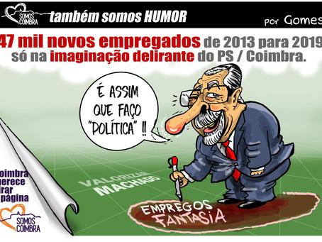A verdade sobre a falta de emprego em Coimbra