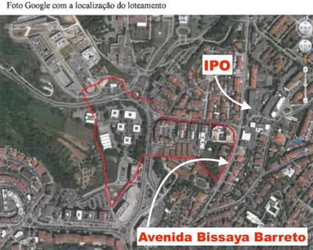 Atentado urbanístico na Av. Bissaya Barreto reprovado pela maioria dos moradores