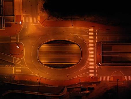 """A """"aberração técnica"""" criada na rotunda da Boavista"""
