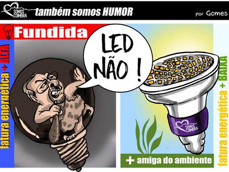 Iluminação pública: Má gestão do executivo socialista custa à cidade 1,5 M€ por ano