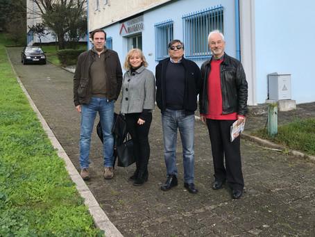 Somos Coimbra visitou Cooperativa do Mondego