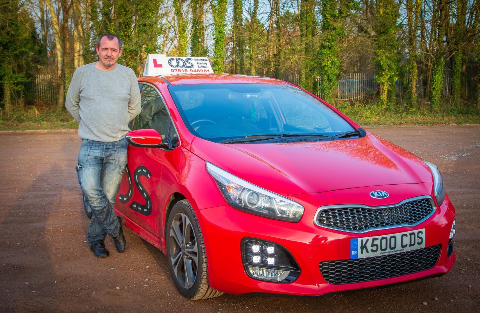Kevin Pritchard Cwmbran Driving School