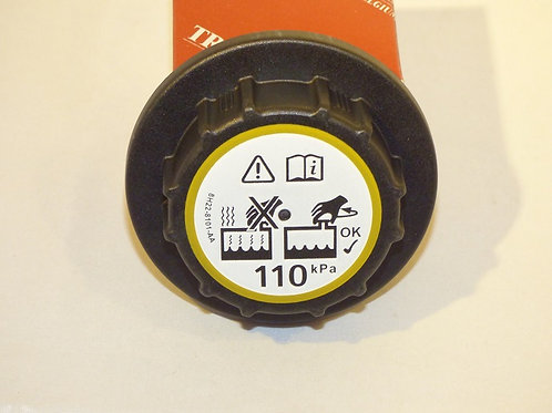 RAC20016 - LAND ROVER DISCOVERY - OVERFLOW TANK CAP 16Psi - PCD500030