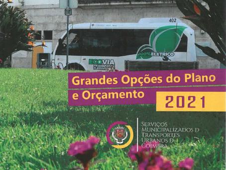 Posição do Somos Coimbra sobre as GOP dos SMTUC para 2021