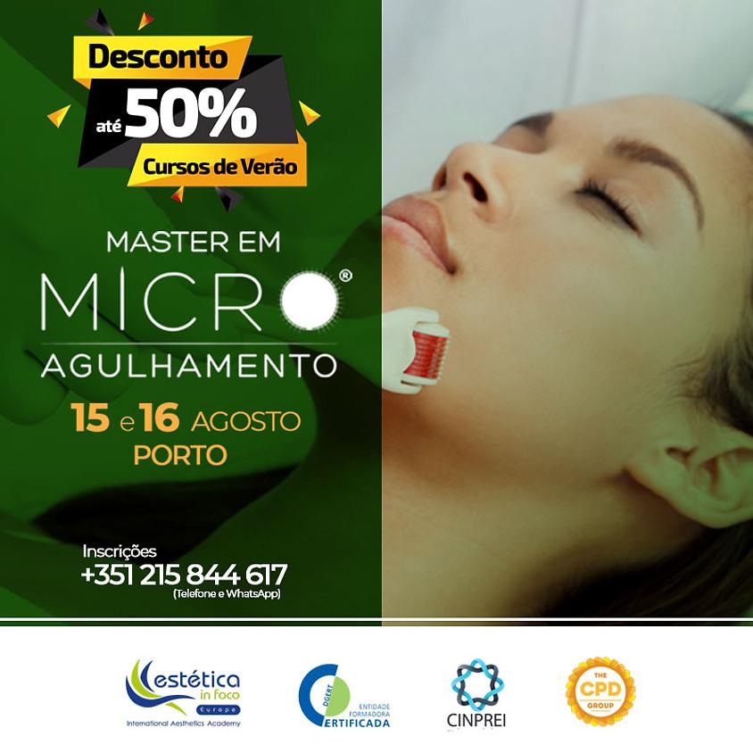 Master em Microagulhamento (Porto)