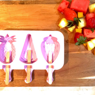 Tropical Popsicles