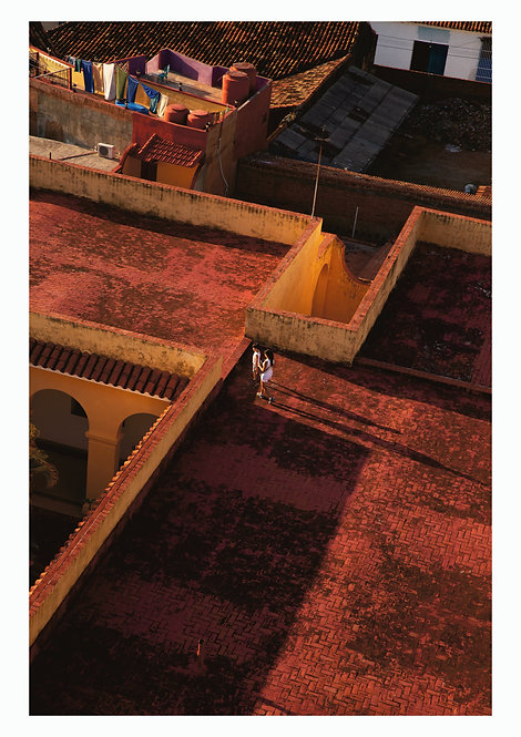 """Cuban Rooftops"" - Limited Edition Print"