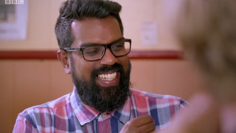 """""""Romesh: Talking to Comedians"""""""