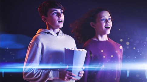 Odeon Christmas Campaign
