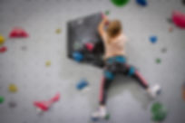 Venez grimper à prtir de 5 ans