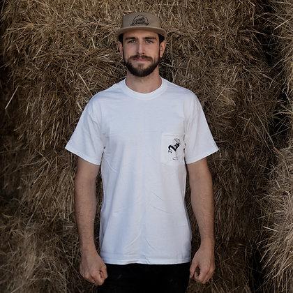 Classic PRD white T-shirt