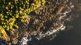 Barkley Sound in British Columbia