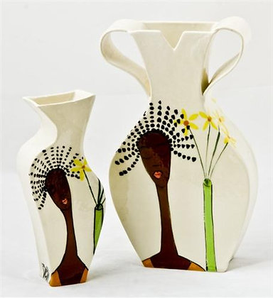 Macy Small and Big Vases (Sold Separately)