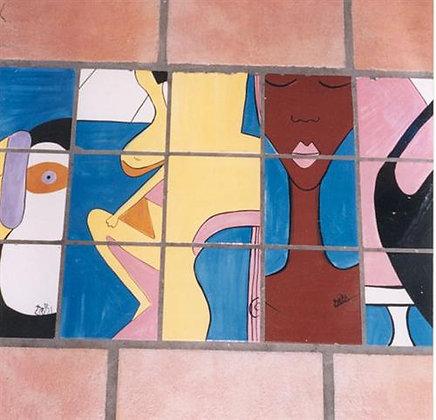 Mixed Tiles 1