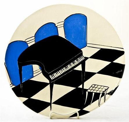 Music Room Platter