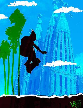 Skate Gaudi
