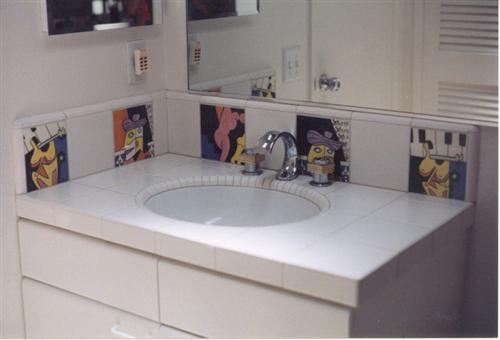 Zebicasso Sink