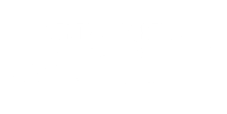 Logo Ostello Bar - Centro sportivo bianc