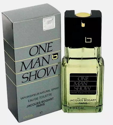 One Men Show  ואן מן שואו בושם לגבר men perfume