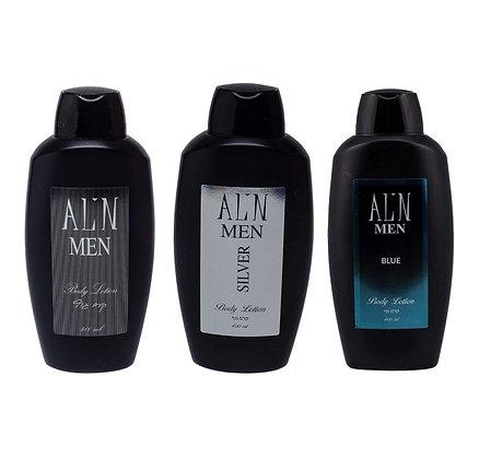 ALIN אלין קרמי גוף מבושמים לגבר