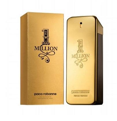 1 Million ואן מיליון פקו רבאן men perfume בושם לגבר