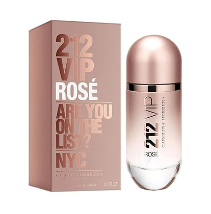 8411061777176 212 VIP Rose 'וי אי פי רוז בושם לאישה women perfume