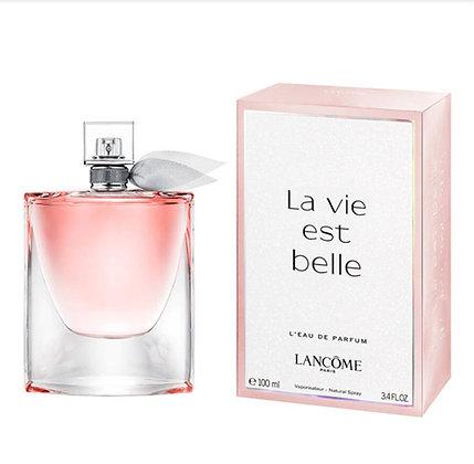 La Vie  Est Belle by Lancome לה ויה בל אסט מבית לנקום בושם לאישה