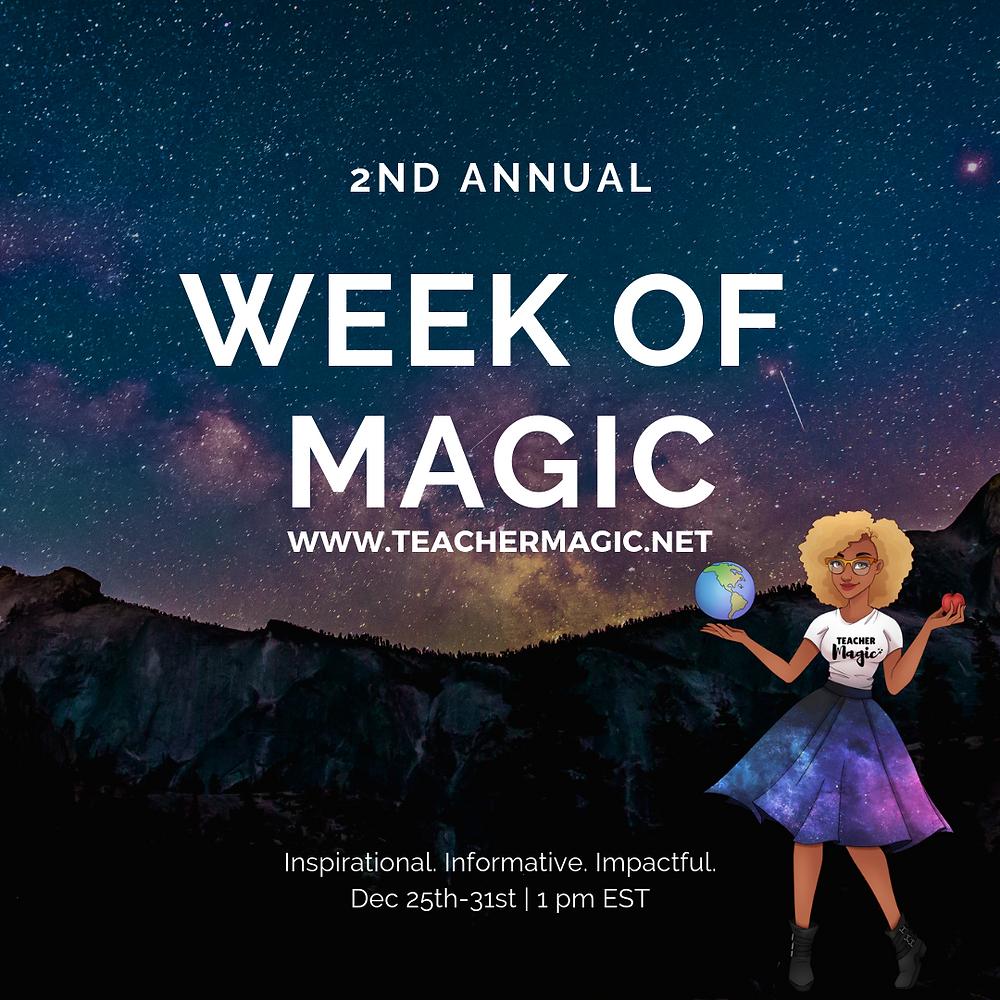 Week of Magic Online Workshop
