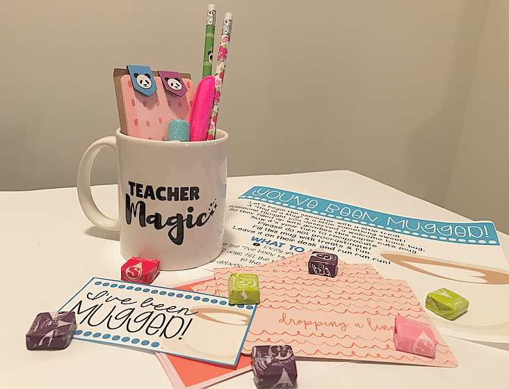Teacher Magic You've Been Mugged