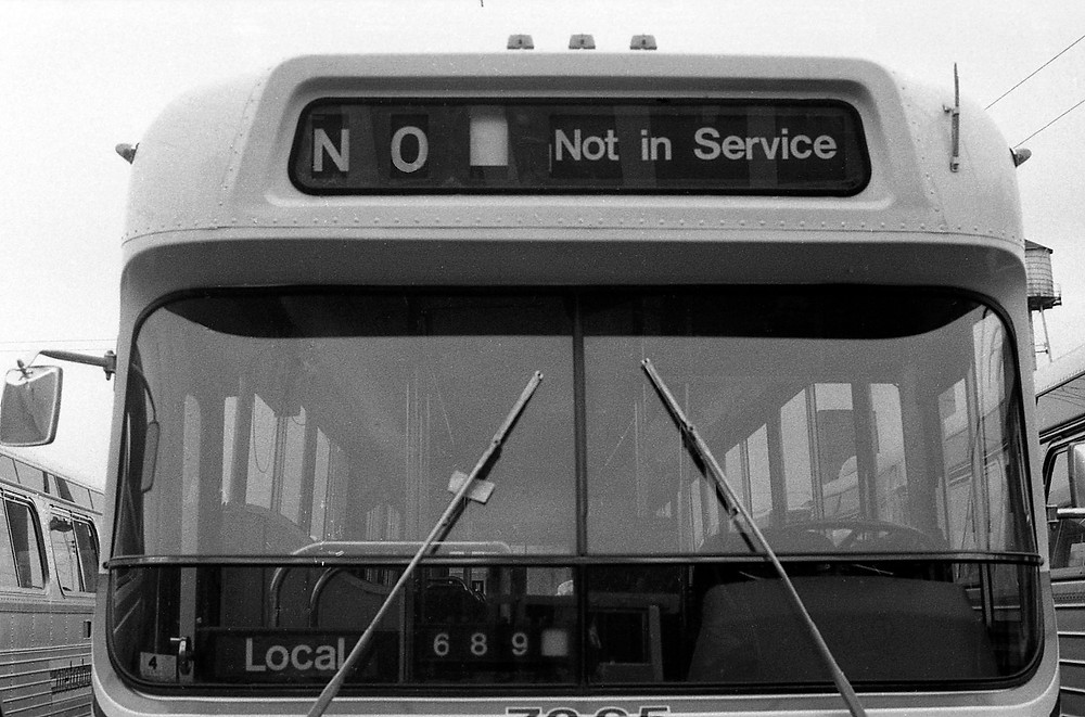 Transit Srike Washington DC