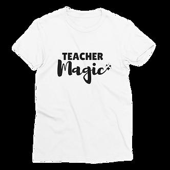 teacher magic shirt