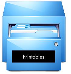 Printables Freebie Folder