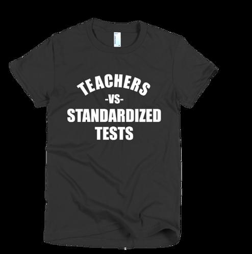 Teachers vs. Standardized Tests
