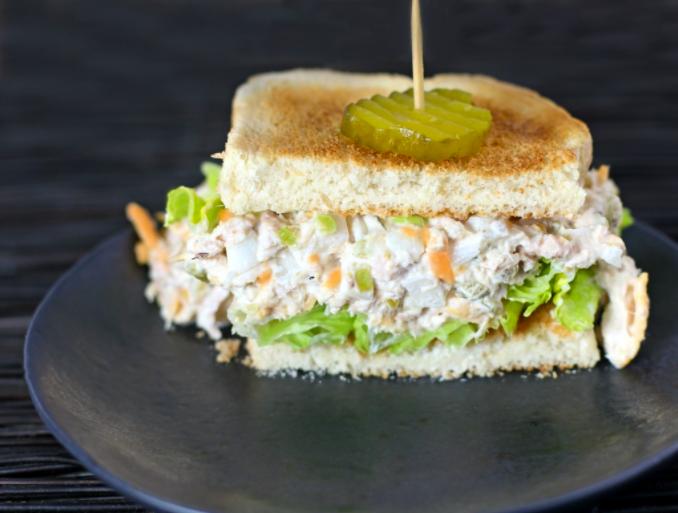Tuna Salad Culinary Envy