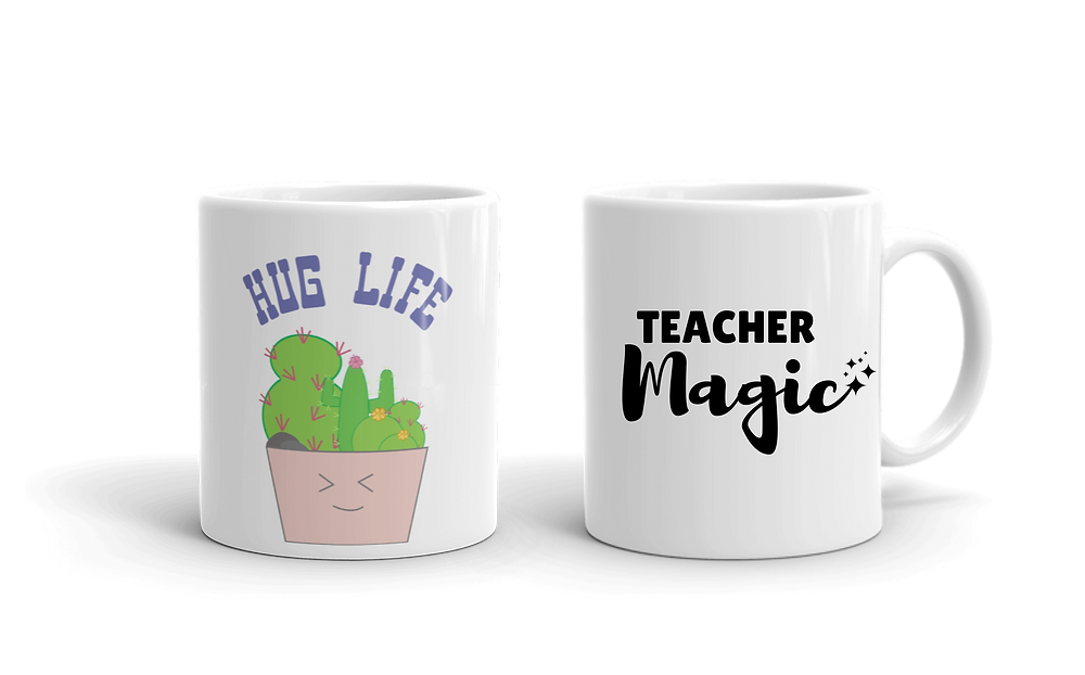 Teacher Magic Mugs