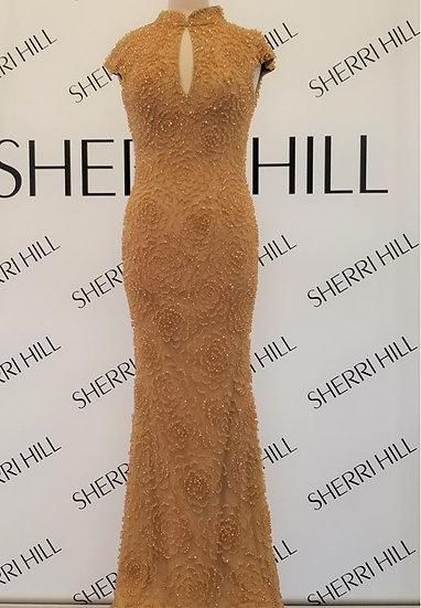 Sherri Hill 50058 Gold