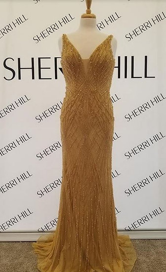 Sherri Hill 32343 Gold
