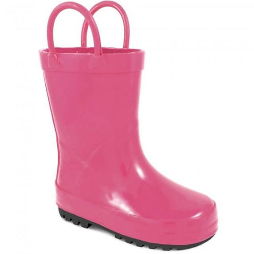 Baby Deer Rainboot Pink