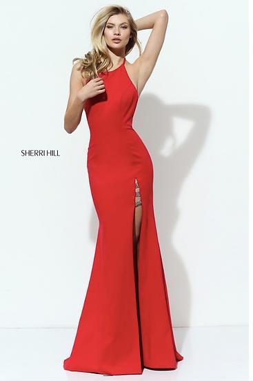 Sherri Hill 50647 Red