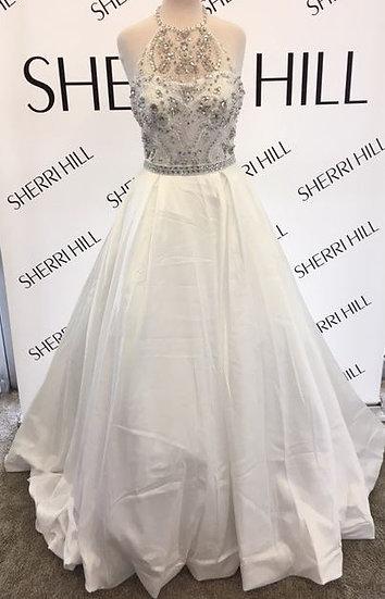 Sherri Hill 51242 Ivory