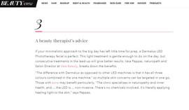 Beauty Crew article