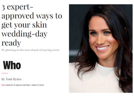 Beauty Crew article featuring Dermalux