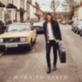 Down To Earth Single, Tim De Graaw, Singer, Songwriter, Guitarist, Producer, Artist, Blues-Rock, Americana, Pop, Down To Earth