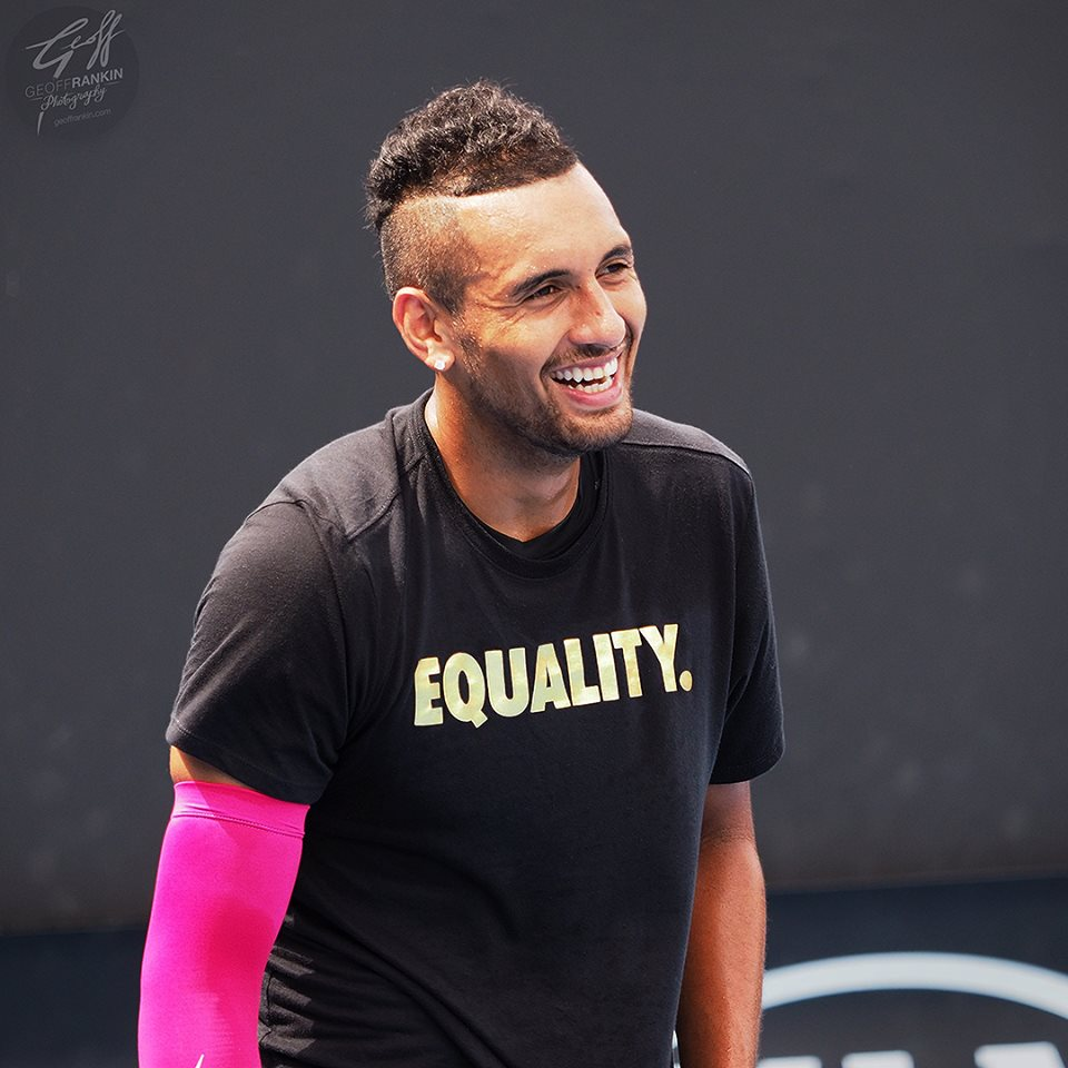 Nick Kyrgios Foundation