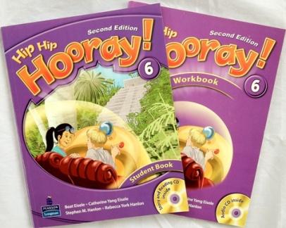 朗文原版Hooray-高阶,6-12岁