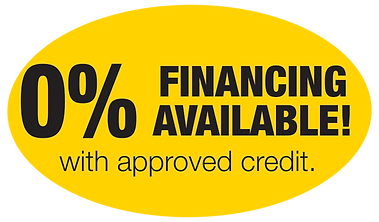 0% FINANCING for Heating and Air