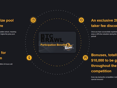 Joining the Bybit BTC Brawl